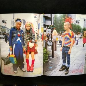 'Fruits' 90s Japanese Street Style Book - S  Aoki